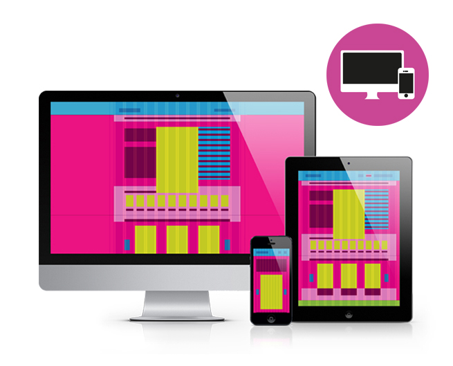 Responsive and adaptive websites