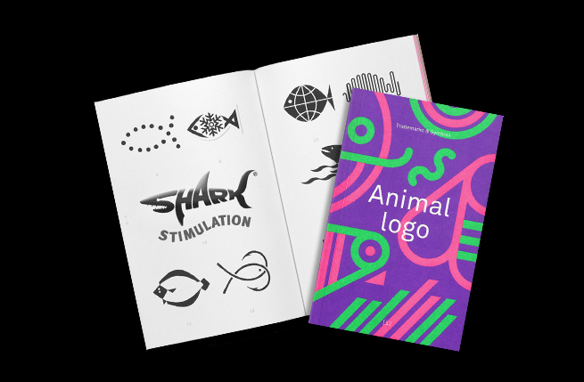 An arkful of animal logo designs