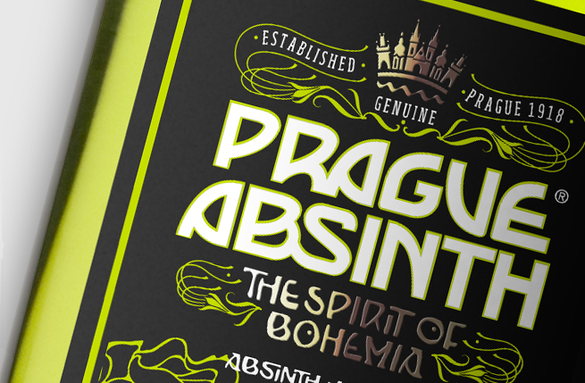 To absinthe friends