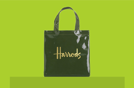 Harrods - Our first iconic brand