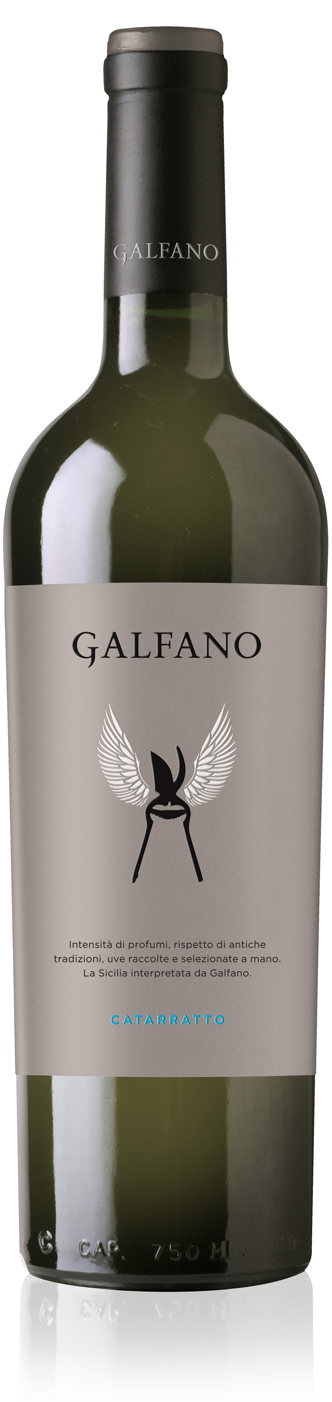 galfano wine bottle large