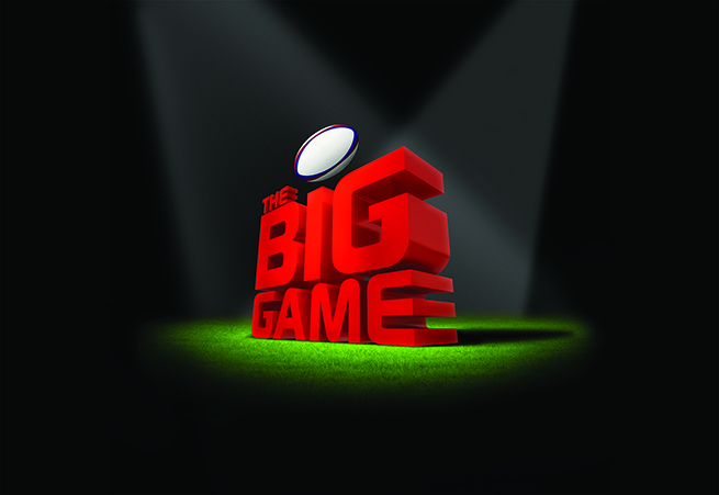 The big game lights