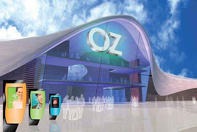 Oz Shopping Mall Minale Tattersfield Design Strategy Group