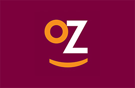 Oz is the retail brand name of AIM, a Turkish-Russian consortium. The OZ brand of shopping malls were conceived as chain of malls to span Russian 2nd string cities from Saratov to Omsk.