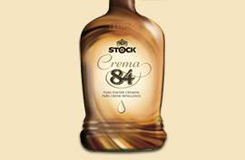 The heritage of the drink shines through the design while revitalising the drink into a sophisticated cream liqueur.