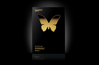 At a ceremony in London last night Minale Tattersfield's work in rebranding the Trentino region of Italy was recognised with winning gold in the Transform Awards in the category of Best Rebrand of a Region.