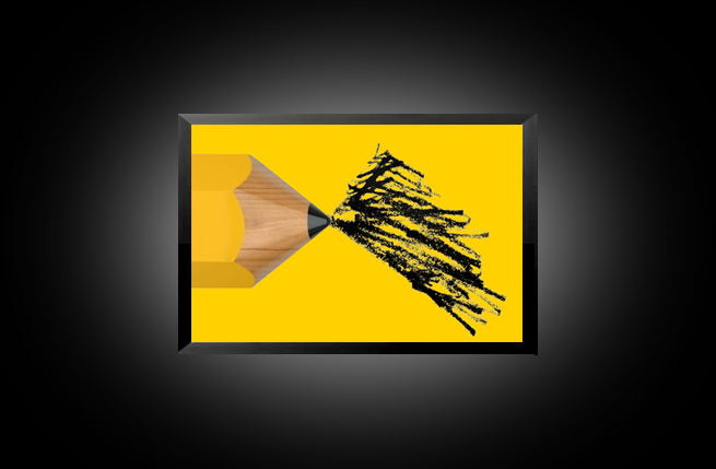 Was the D&AD pencil the inspiration for our identity?